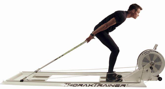 Thoraxtrainer i gymmet!